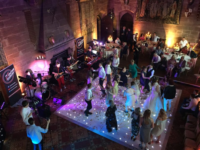 wedding-band-cheshire-peckforton-castle-160729-08